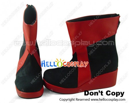Guilty Crown Cosplay Shoes Yuzuriha Inori Boots