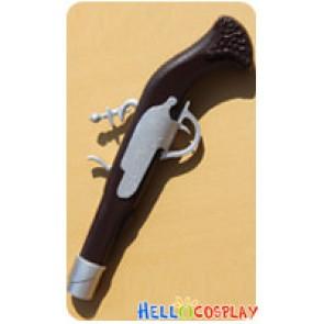 Katekyo Hitman Reborn Cosplay Gatling Gun Weapon Prop