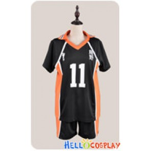 Haikyū Cosplay Volleyball Juvenile No.11 Ver Sports Uniform Costume