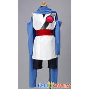 Gintama Cosplay Ayame Sarutobi Costume