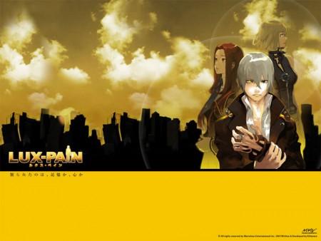 Lux Pain Cosplay Kisaragi High School Girl Uniform