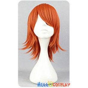 One Piece Nami Cosplay Wig Orange