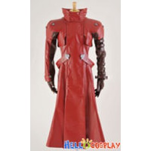 Trigun Cosplay Vash the Stampede Costume Movie Version