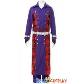 Hakuōki Hakuouki Shinsengumi Kitan Cosplay Chikage Kazama Costume Men Dresses