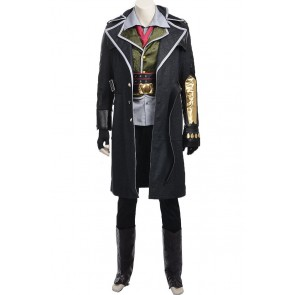 Assassins Creed Syndicate Jacob Frye Cosplay Costume