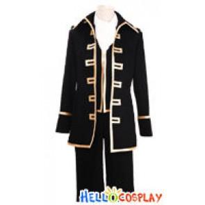 Gintama Gold Soul Hijikata Toushirou Cosplay Costume