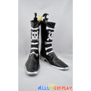 Blue Exorcist Cosplay Amaimon Black Boots