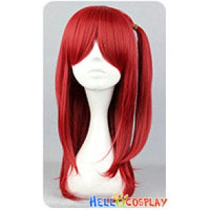 Magi The Labyrinth of Magic Morgiana Cosplay Wig