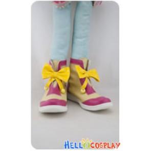 Cardcaptor Sakura Cosplay Kinomoto Sakura Shoes