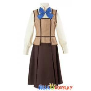 Maria Holic Cosplay Mariya Shidou Ryuken Ishima Academy Girl Unifrom Costume