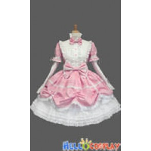 Sweet Lolita Victorian Gothic Punk Dress