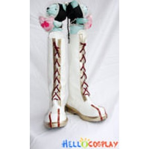 Puella Magi Madoka Magica Shoes Kyubey Boots