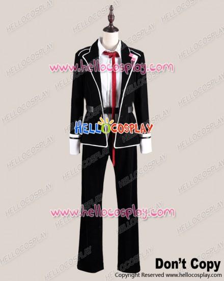 Diabolik Lovers Cosplay Ayato Sakamaki School Boy Uniform Costume