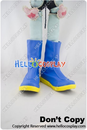 Pokemon Cosplay Shoes Winona Boots