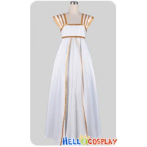 Fate Zero Cosplay Irisviel Von Einzbern Ballgown Dress Costume