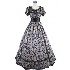 Victorian Lolita Civil War Lady Gothic Lolita Dress