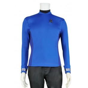 Star Trek Beyond Spock Science Officer Uniform Cosplay Costume
