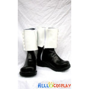 Soul Eater Crona Cosplay Short Boots