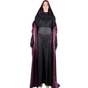 Doctor The Snowmen Madame Vastra Dress Cosplay Costume