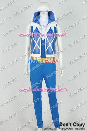 The Flash DC Anime Cosplay Captain Cold Leonard Snart Costume Uniform