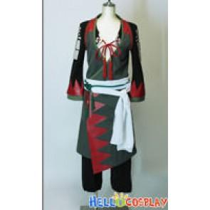 Hakuouki Shinsengumi Kitan 2010 Calendar Soji Okita Costume