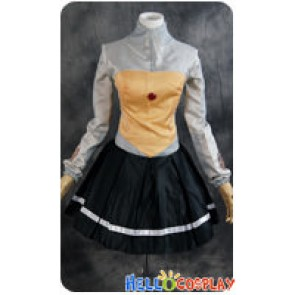 Vocaloid 2 Cosplay DIVA F Miku Uniform Dress Costume