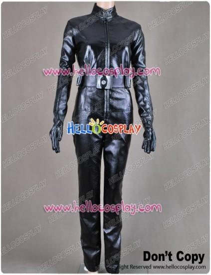 Batman The Dark Knight Rises Catwoman Cosplay Costume