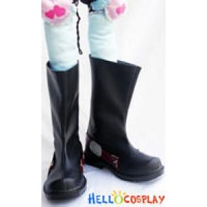 Elemental Gelade Cosplay Coud Van Giruet Boots