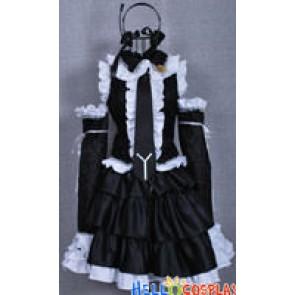 Vocaloid 2 Cosplay Anti The Infinite Holic Hatsune Miku Costume