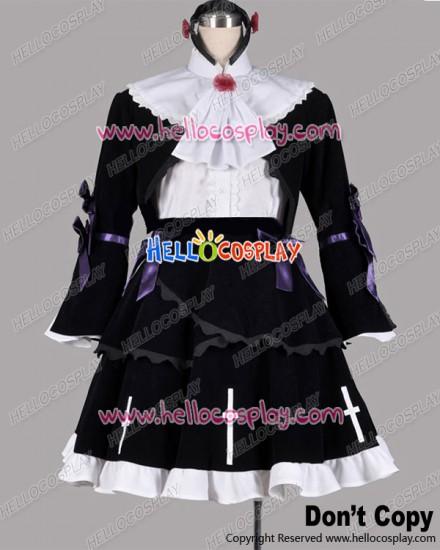 Oreimo My Sister Can't Be This Cute Cosplay Ruri Gokō Kuroneko Costume Black Cat