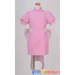 Macross Frontier The Wings of Goodbye Sheryl Nome Nurse Costume