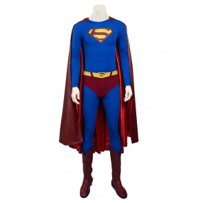 Superman Returns Clark Kent Cosplay Costume