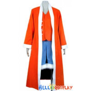 One Piece Cosplay Monkey D Luffy Outfit
