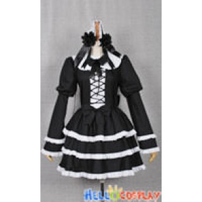 Vocaloid 2 Cosplay Anti The Infinite Holic Luka Megurine Costume