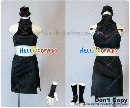 Full Metal Alchemist Cosplay Envy Costume