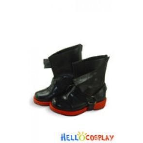 Fullmetal Alchemist Cosplay Shoes Edward Elric Boots