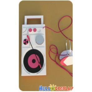 Durarara Cosplay Portable Audio Speaker Prop