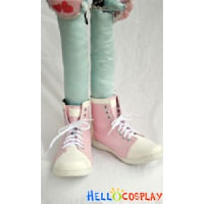 Highschool Of The Dead Cosplay Saya Takagi Shoes