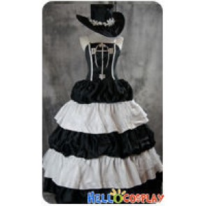 One Piece Cosplay Two Years Later Perona Formal Dress Costume