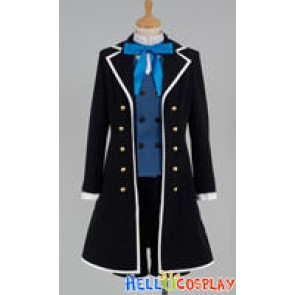 Black Butler Cosplay Ciel Phantomhive Costume Black