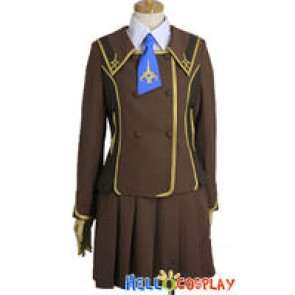 Lux Pain Cosplay Kisaragi High School Girl Uniform