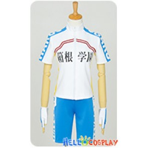 Yowamushi Pedal Cosplay Sangaku Manami Hakone Academy High School Racing Uniform Costume