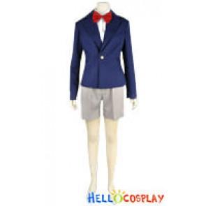 Case Closed Cosplay Conan Edogawa Costume