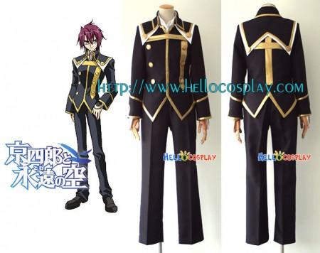 Shattered Angels Kyoshiro Ayanokoji Cosplay Costume