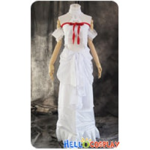 Sword Art Online Alfheim Online ALO Cosplay Asuna Yuuki Dress Costume