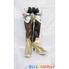 Puella Magi Madoka Magica Shoes Mami Tomoe Boots New