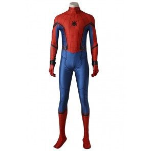Spider-Man Homecoming Spider Man Cosplay Costume Uniform