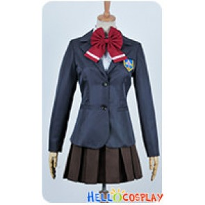 Free Iwatobi Swim Club Cosplay Gō Matsuoka Girl Uniform Costume