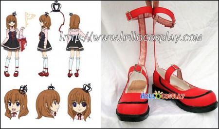 Umineko No Naku Koro Ni Cosplay Maria Ushiromiya Shoes