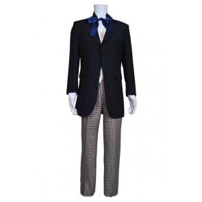 The First Doctor Costume 1st Dr William Hartnell Suit